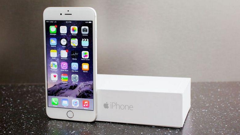 У Apple закончились iPhone 6 Plus для замены