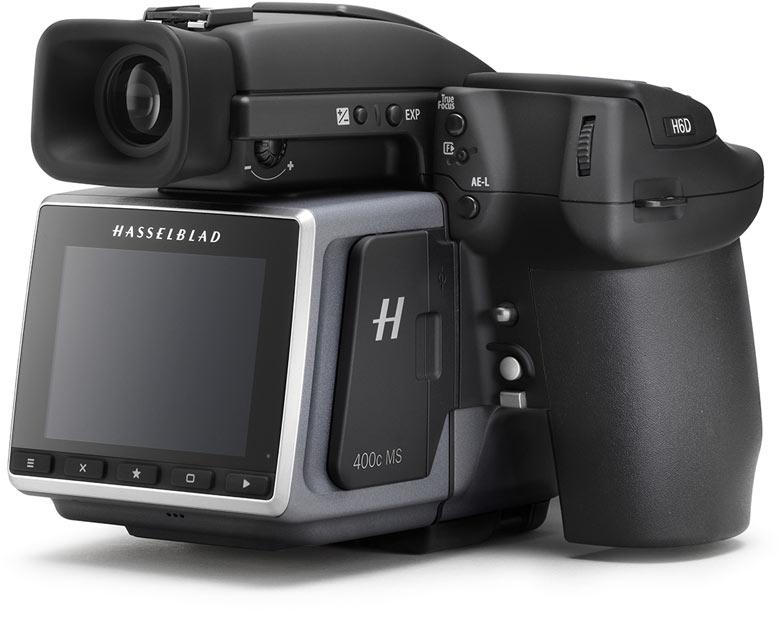 Поставки Hasselblad H6D-400c MS начнутся в марте