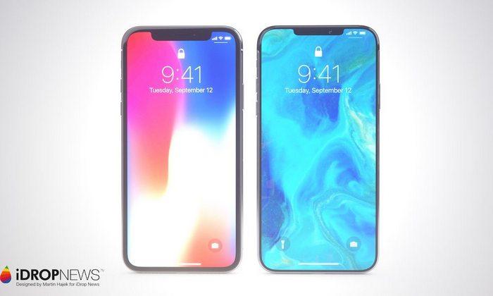 Опубликованы компьютерные изображения смартфона iPhone XI
