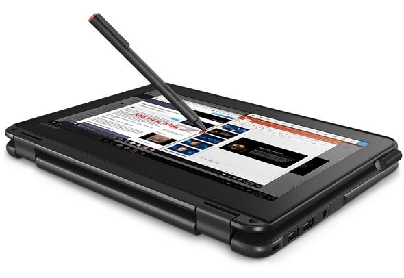Lenovo представила доступные ученические ноутбуки