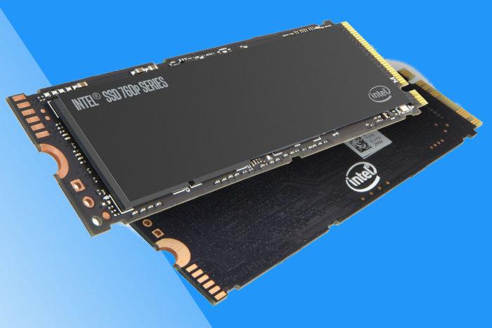 Накопители Intel SSD 760P предложены объемом 128 ГБ, 256 ГБ, 512 ГБ, 1 ТБ и 2 ТБ