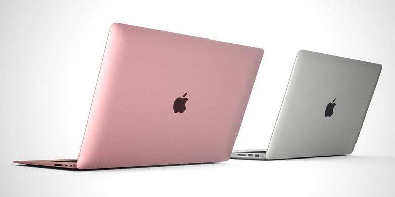 Apple готовит новую модель MacBook