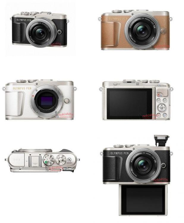 Анонс камеры Olympus Pen E-PL9 ожидается в феврале