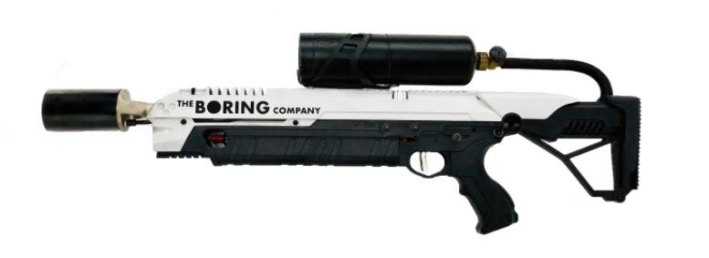 The Boring Company будет продавать огнемёты