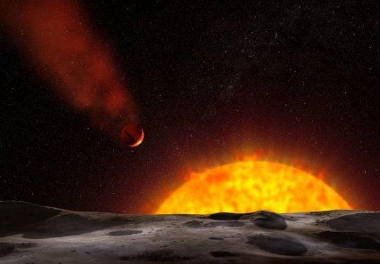 На сухих экзопланетах можно жить