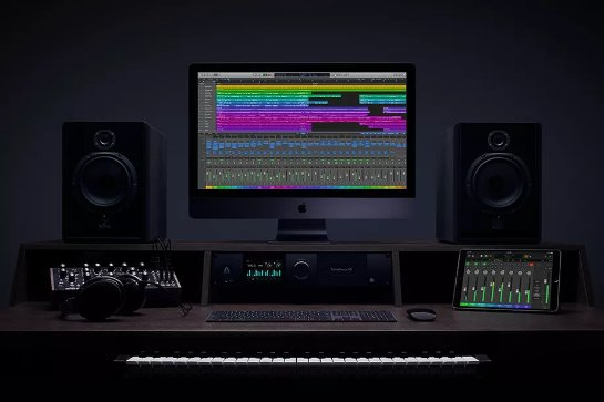 Apple объявила о следующем обновлении Logic Pro X