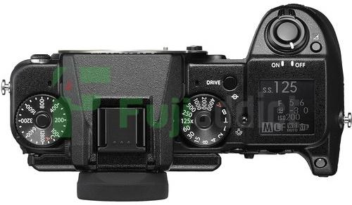Поставки камер Fujifilm X-H1 начнутся в марте
