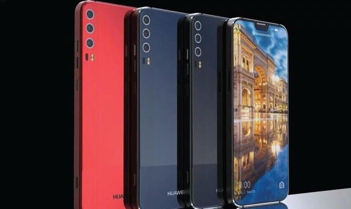 Опубликованы кодовые названия разных версий и цвета смартфона Huawei P20