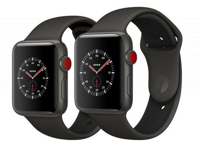 Прошлый квартала оказался лучшим с точки зрения продаж Apple Watch