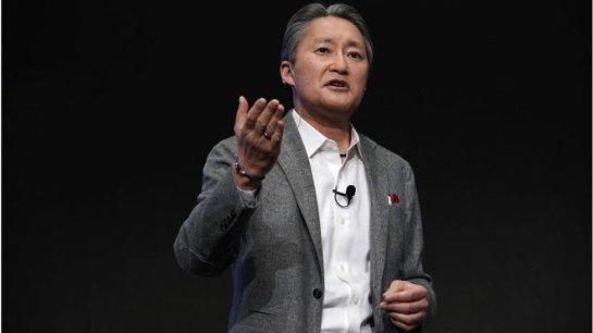 Исполнительный директор Sony уходит с поста