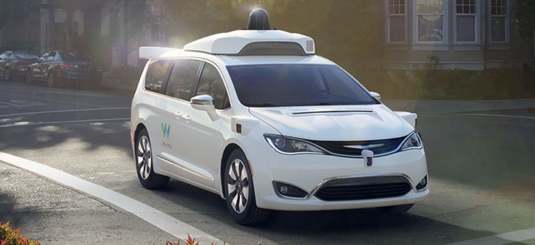 Waymo пополнит свой флот беспилотных авто тысячами новых машин