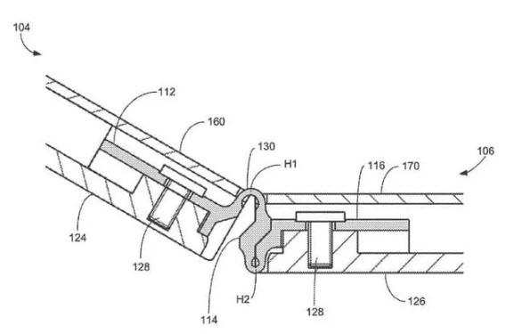 Microsoft запатентовала устройство, экран которого может менять площадь