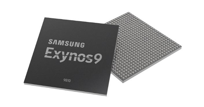 SoC Samsung Exynos 9810 поддерживает трехмерное сканирование лиц