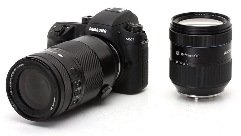 Samsung может вернуться к выпуску беззеркальных камер