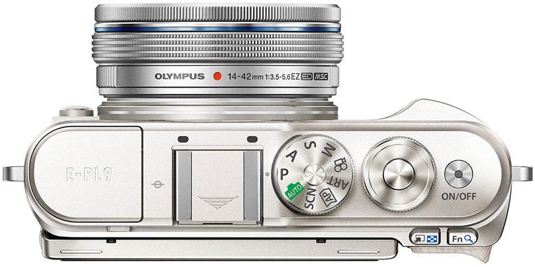Камера будет продаваться отдельно и в комплекте с объективом M.Zuiko Digital ED 14-42mm F3.5-5.6 EZ
