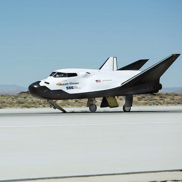 Космический корабль Dream Chaser отправится к МКС в конце 2020 года