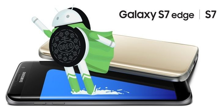 Вьетнамские смартфоны Samsung Galaxy S7 Edge по ошибке получили Android 8.0 Oreo и Samsung Experience UI 9.0