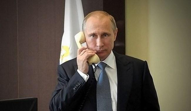 Владимир Путин заявил, что у него нет смартфона