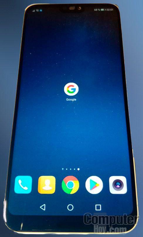Опубликованы живые фотографии смартфона Huawei P20 Lite - 1