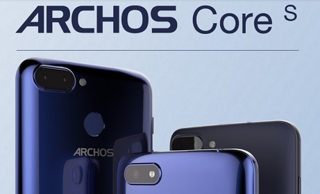 В линейку Archos Core S вошли три модели