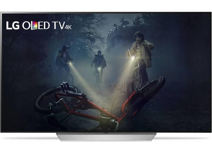 55-дюймовые телевизоры OLED компании LG за пять лет подешевели в пять раз