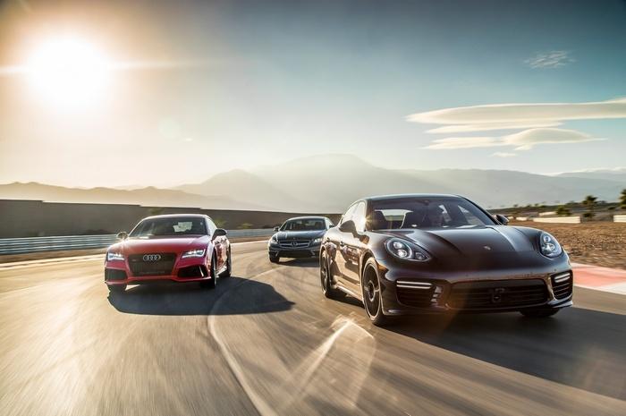 Porsche и Audi ведут разработку общей платформы для электромобилей