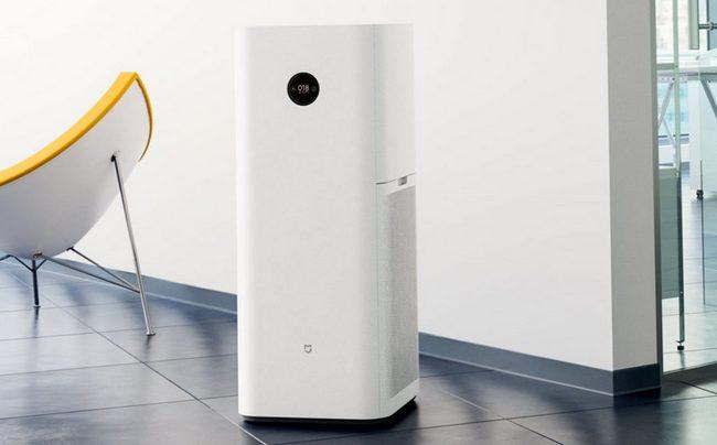 Xiaomi продала более 3 млн очистителей воздуха в 2017 году