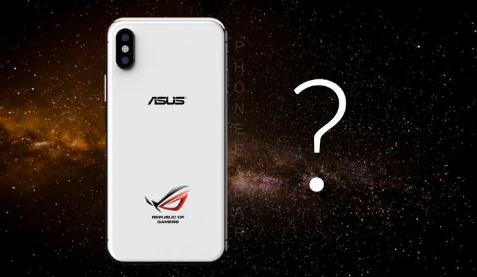 Asus выпустит геймерский смартфон под брендом ROG?