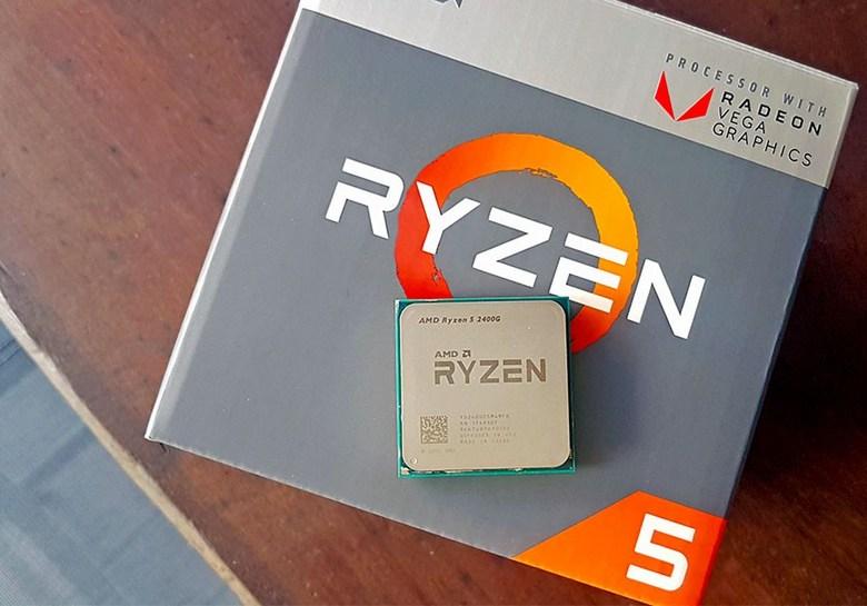Настольные APU Ryzen лишены половины линий PCIe