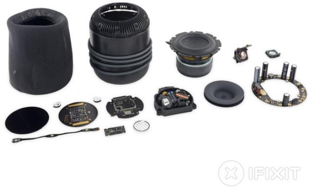 Специалисты iFixit назвали АС Apple HomePod «танком» с ремонтопригодностью 1/10