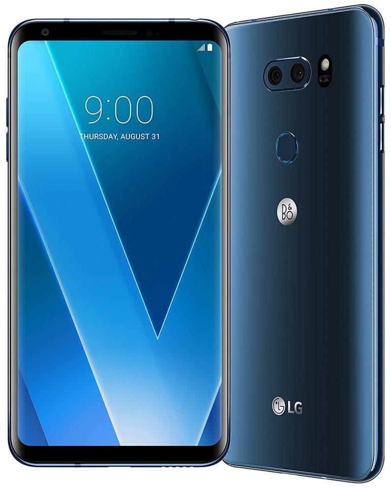 Обновленный смартфон LG V30 получит технологию Vision AI