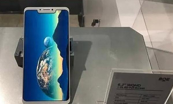 Опубликовано первое живое фото смартфона Huawei P20 Plus