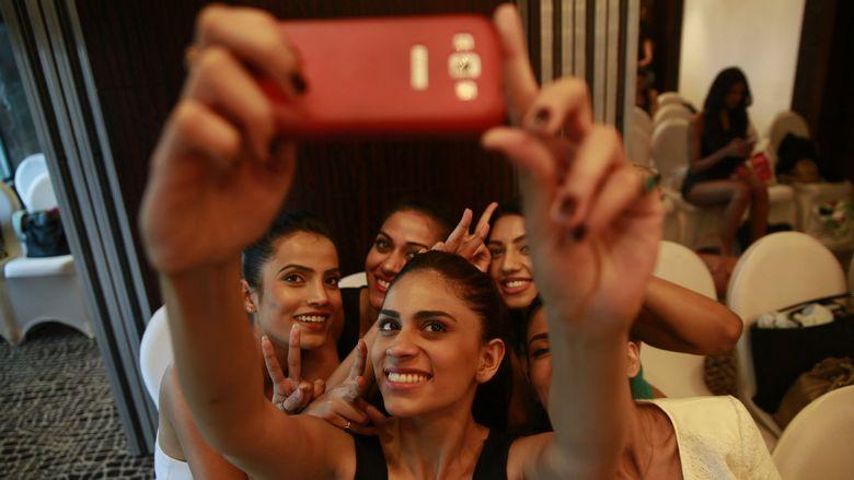 Индийский рынок смартфонов вырос на 14%