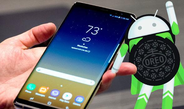 Распространение Android Oreo на флагманы Samsung приостановлено