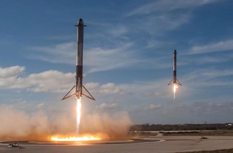 SpaceX пополняет свой флот новыми кораблями