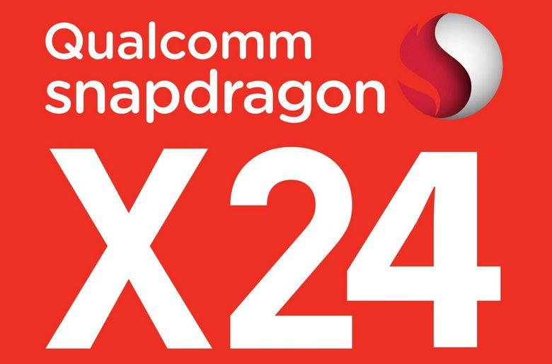 Модем Snapdragon X24 LTE рассчитан на нормы 7 нм