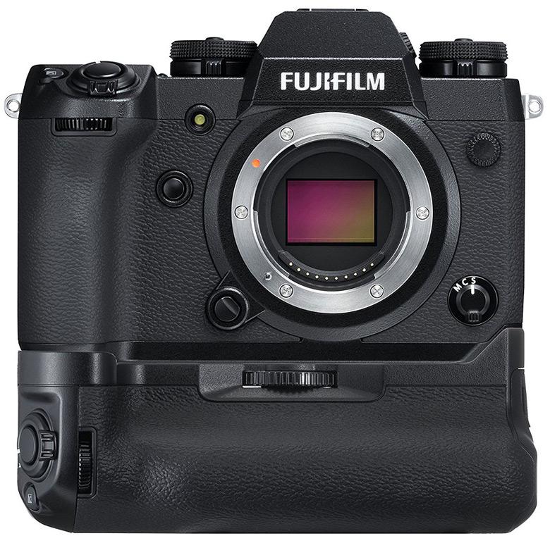 Представлена беззеркальная камера Fujifilm X-H1, возглавившая серию X