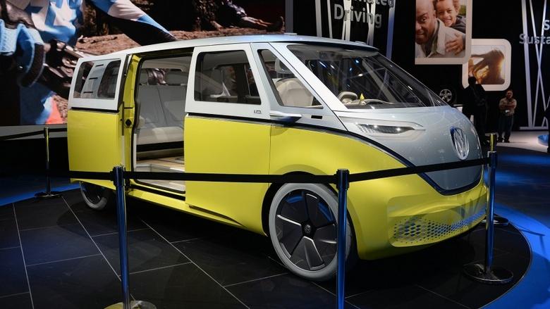 Volkswagen ориентируется на Apple при работе над дизайном