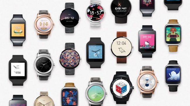 Еще шесть моделей умных часов обновят до Android Wear Oreo