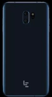 Опубликованы изображения полноэкранного смартфона LeEco Le X, оснащенного четырьмя камерами