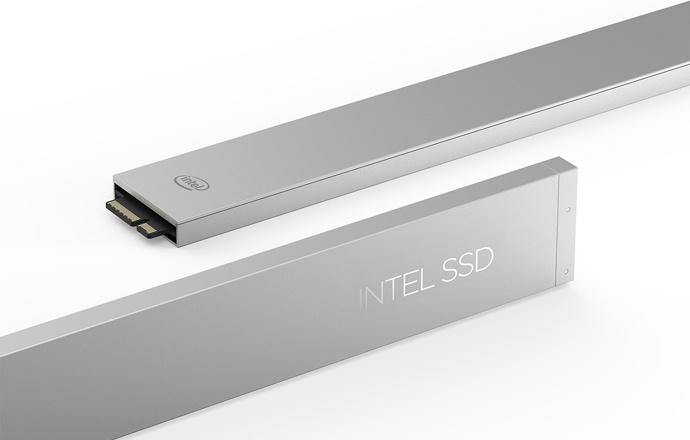 Intel SSD DC P4510 типоразмера EDSFF
