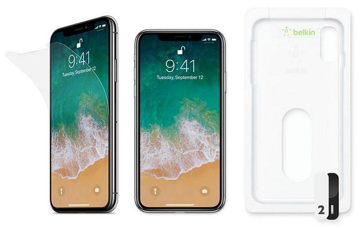 Belkin возобновила продажи защитного стекла InvisiGlass Ultra для iPhone X, повысив его прочность - 1