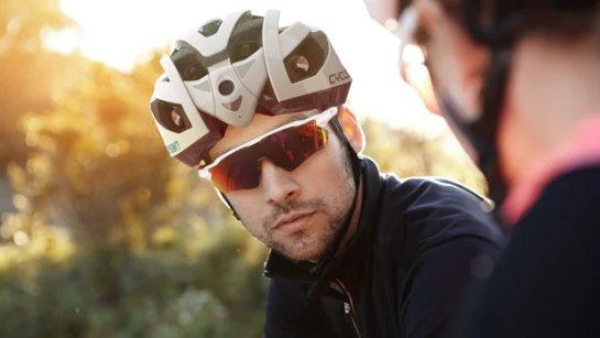 Австралийский стартап Cyclevision продемонстрировал новый шллем Edge
