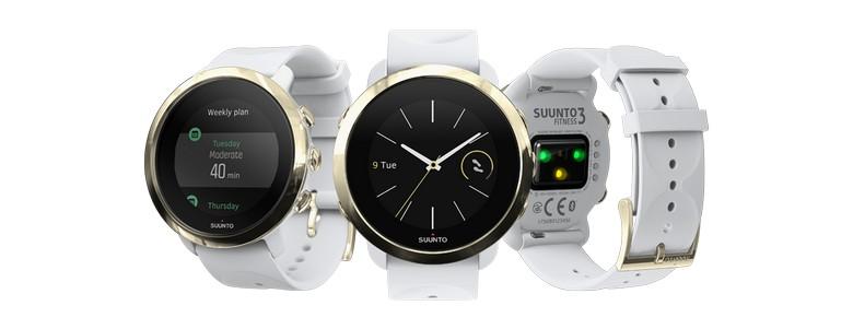 Suunto представила спортивные часы Suunto 3 Fitness