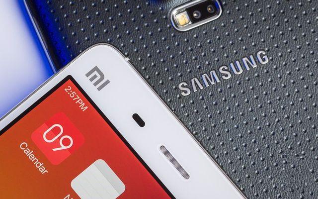 Xiaomi и Samsung продолжают спорить, кто из них лидирует на рынке смартфон Индии