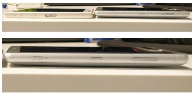 Прототип Sony Xperia XZ2 Compact не имеет разъёма для наушников