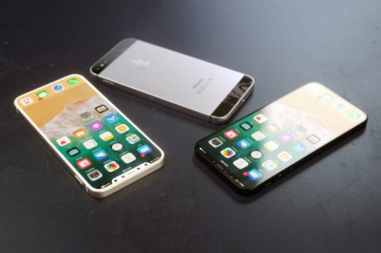 Смартфону iPhone SE 2 приписывают даже беспроводную зарядку