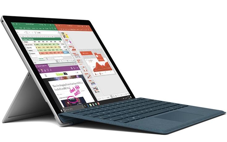 Цены на мобильный компьютер Microsoft Surface Pro начинаются с $800