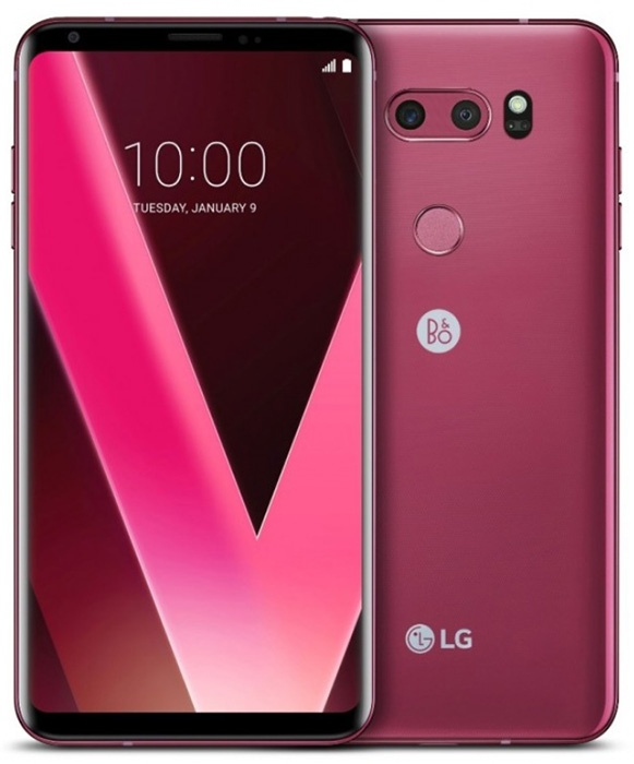 На какое-то время LG V30 и V30s останутся флагманскими смартфонами LG текущего года