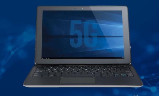 Intel наполнит рынок подключёнными ноутбуками с модемами 5G